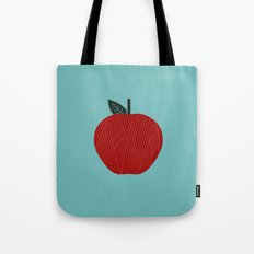 Apple 10 Tote Bag