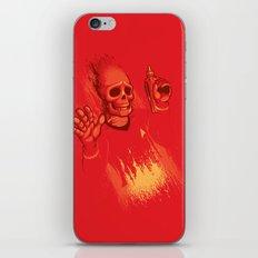 He's Dead Jim iPhone & iPod Skin