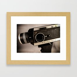 Bolex 250  Framed Art Print