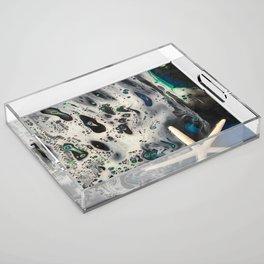 Starfish Acrylic Tray