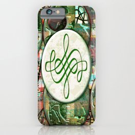 Leah (#TheAccessoriesSeries) iPhone Case