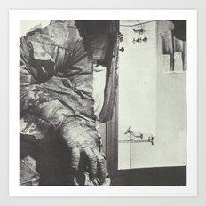 Anthony Perkins Art Print