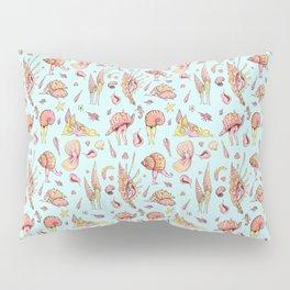 The Seashell Children Pillow Sham
