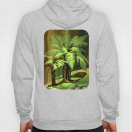Tree Ferns Darwin Hoody