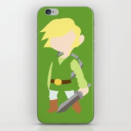 Teen Hero iPhone Skin