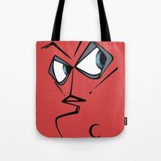 BLANKM GEAR - REDMAN T SHIRT Tote Bag