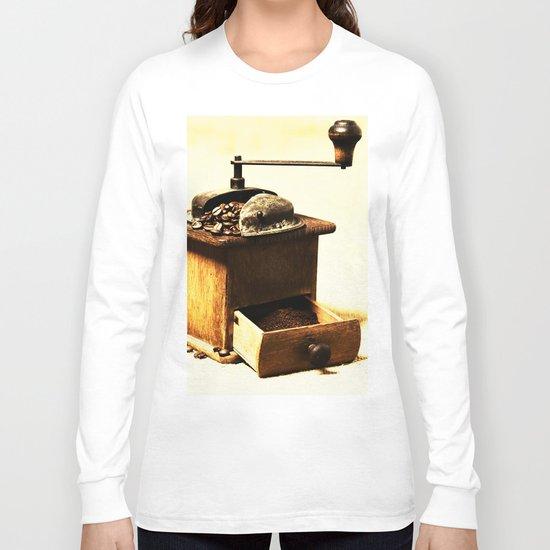 coffee grinder Long Sleeve T-shirt