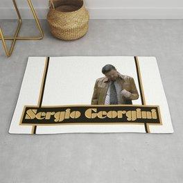 Sergio Georgini Label Check Rug