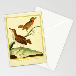 006 beffroi (Fr) musicien (Fr)2 Stationery Cards