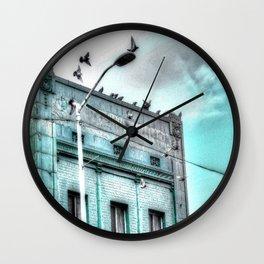 PIGEONLOVE Wall Clock