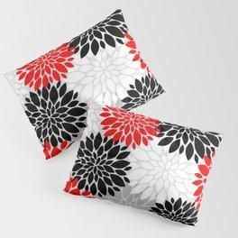 Abstract Floral Petals 5 Pillow Sham