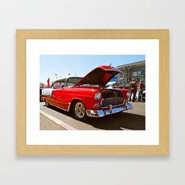 Beautiful Belair Framed Art Print