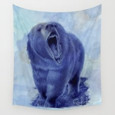 So bear your teeth Wall Tapestry