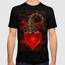 Nature's Heart Sting T-shirt