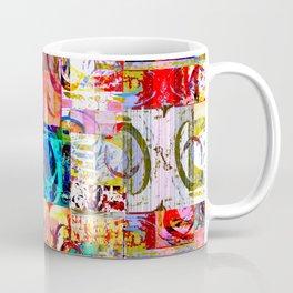 Geometric Botanicals 6 section 4 Coffee Mug