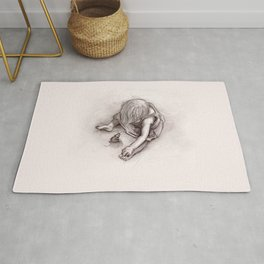 Ruby and the Rat Rug