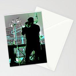 Big Sam (Trombone Man) Stationery Cards