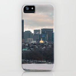 Boston (8 of 8) iPhone Case
