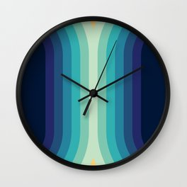 Retro Smooth 001 Wall Clock