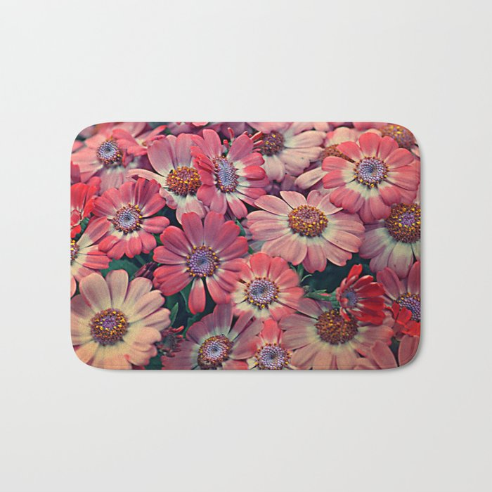 Flower carpet(51). Bath Mat
