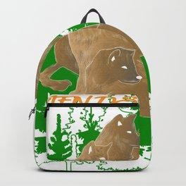 Holidays are for Friends & Family Backpack