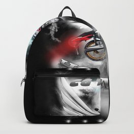 The night warrior Backpack
