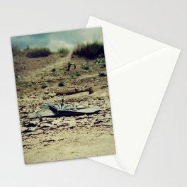 Broken umbrella Stationery Cards