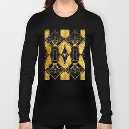 Geometric #935 Long Sleeve T-shirt