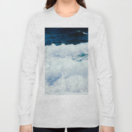 Ocean Waves Long Sleeve T-shirt