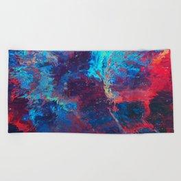 Underworld Beach Towel