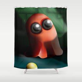 Pac Man Shower Curtains