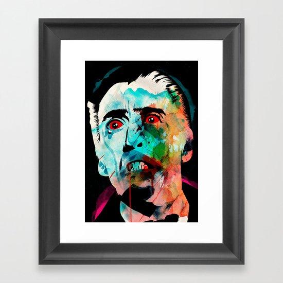 bloodsucker Framed Art Print