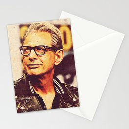 Jeff Goldblum Stationery Cards