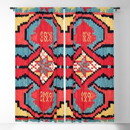 Agedyna Skåne Swedish Cushion Print Blackout Curtain