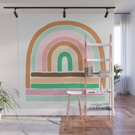 rainbow : original Wall Mural