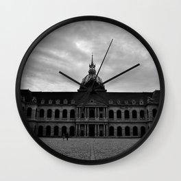 Military Museum Wall Clock