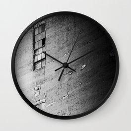 static disturbance Wall Clock