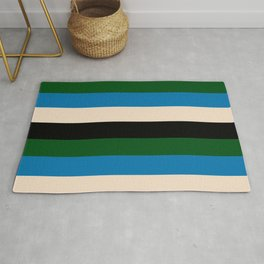 Color Stripe _003 Rug