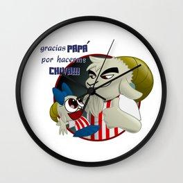 Chivita Feliz Wall Clock