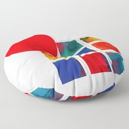 Architecton misfit Floor Pillow