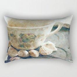 Tattered Findings Rectangular Pillow