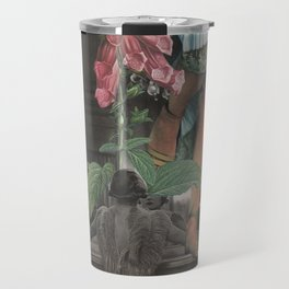 "254 - ""when the veil shatters"" Travel Mug"
