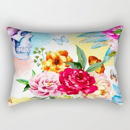 Death of beauty Rectangular Pillow