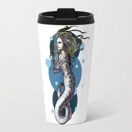 Sea Lamprey Mermaid Travel Mug