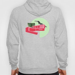 time is a cheat Hoody