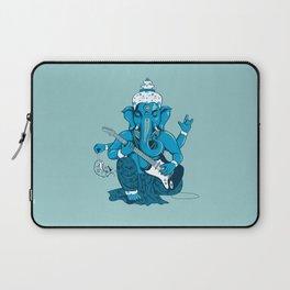Ganesha rocks ! (v3) Laptop Sleeve