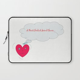 Second Chance Laptop Sleeve