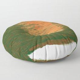 Worry Floor Pillow