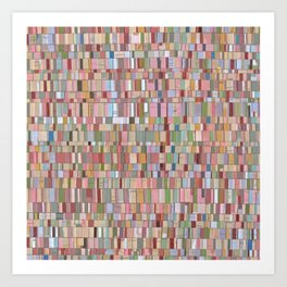 Homage to Rousseau Art Print