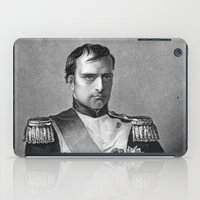 napoleon iPad Cases featuring Napoleon by Palazzo Art Gallery